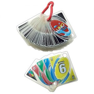 cartas uno h2o to go
