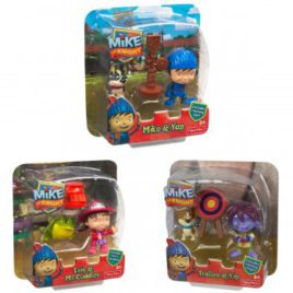 Figuras Mike el Caballero Fisher Price Y8130