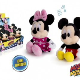 mickey minnie 22 Cms
