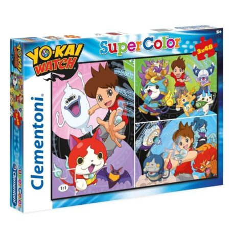 puzzle yo kai watch