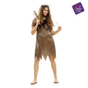 disfraz troglodita adulto mujer