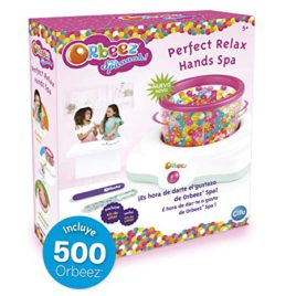 orbeez relax spa manos