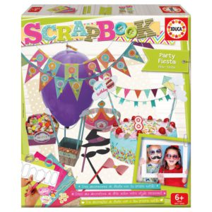 Scrapbook Party Fiesta