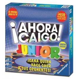 Juego Ahora Caigo Junior