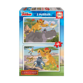 Puzzle La Guardia del León