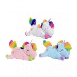 Unicornio Peluche Luces Led