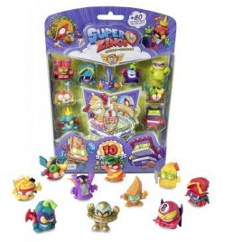 Superzings Blister 10 Figuras