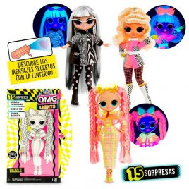 LOL OMG FASHION DOLLS LIGHTS 077-8982