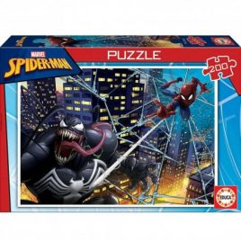 PUZZLE EDUCA 200 SPIDER MAN