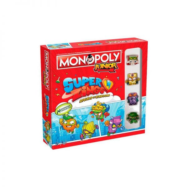Monopoly Junior Superthings