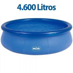 PISCINA HINCHABLE 300X76 CMS 4600 LITROS