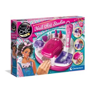 DISEÑA TUS UÑAS THE LUXE CRAZY CHIC