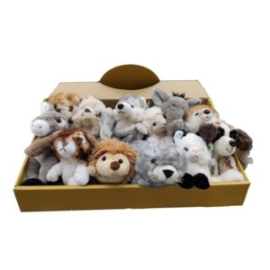 PELUCHES FLUFFY FRIENDS ANIMALITOS